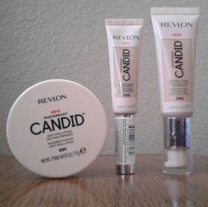 Revlon Makeup - Revlon PhotoReady Candid Makeup Set